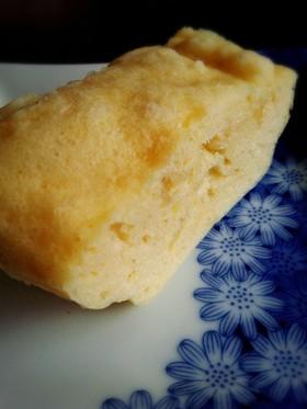 離乳食☆HMで簡単☆バナナ蒸しパン☆