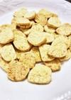 袋で作る☆簡単甘さ控えめボックスクッキー