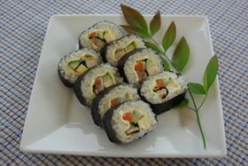 巻き寿司 de バーガー