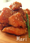 うまっ✨柔らかジューシー鶏胸肉の甘辛揚げ