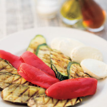 夏野菜のフローリアン風