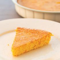 にんじんのチーズケーキ・フラン