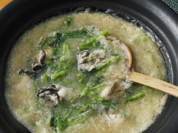 かぶとかきの鍋