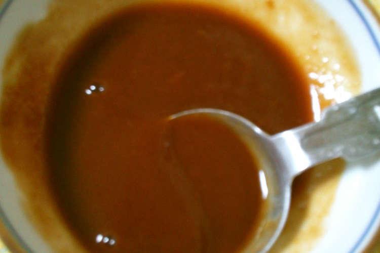 バーベキュー ソース 作り方 【みんなが作ってる】 バーベキューソースのレシピ