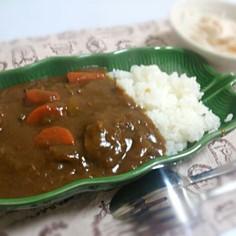 ♡阿波地鶏と名古屋の赤味噌カレー♡