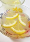 ジュースで簡単!レモンゼリー♡
