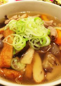 モツ煮(塩味、中身皿風)