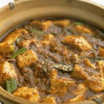 陳さんの麻婆豆腐