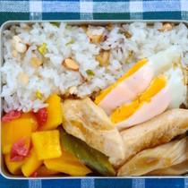 鶏のふっくら山椒煮弁当