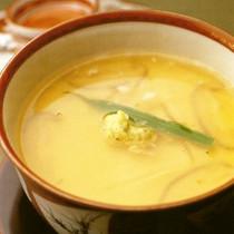空也蒸し(豆腐入り茶碗蒸し)