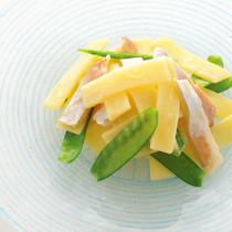 ジャガイモの春サラダ