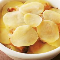ジャガイモのラザーニア風