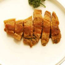 【ロース肉】ポークチャップ