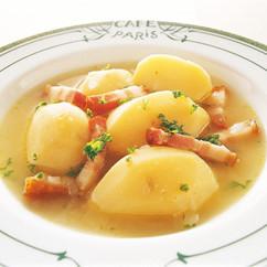 新ジャガイモの煮物