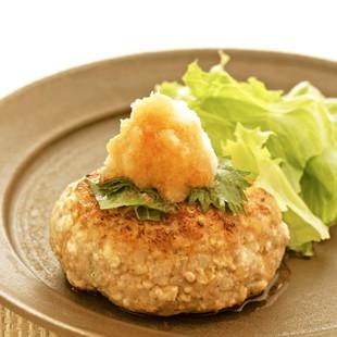 【豚ひき肉】豆腐ハンバーグ