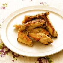 【鶏スペアリブ】グリルゆずこしょう焼き