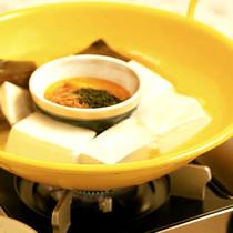 【鶏レバー】鶏レバ湯豆腐