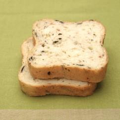 ほうれん草とベーコンのパン