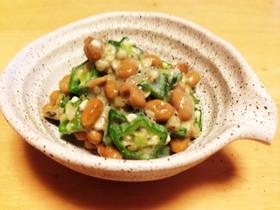 ピリッとわさび味 そばの実納豆