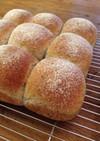 私のちぎりパンシリーズ!簡単ライ麦パン!
