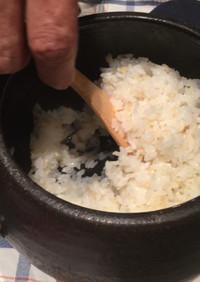 美味しい\(^^)/土鍋玄米ご飯