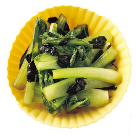 小松菜ののりあえ