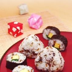 紅ちゃん巻き寿司