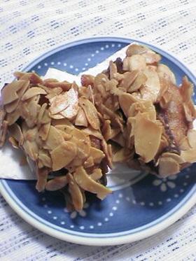 鶏のアーモンド揚げ♂揚げ♂