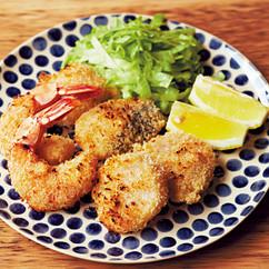 魚貝ミックスフライ