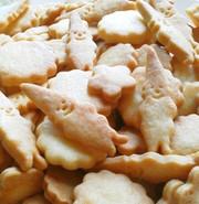 生クリームクッキーの写真