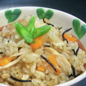 シーチキン缶★ツナご飯(炊き込みご飯)
