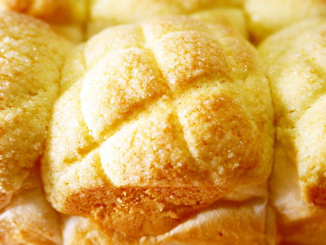 メロンパン 手作り