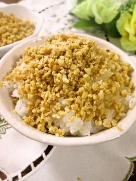 高野豆腐のそぼろふりかけ✿