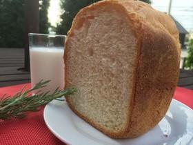 HBで我が家の食パン(ホシノ生イースト)