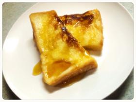 朝食おやつに…フレンチトースト♡