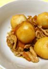 簡単・美味しい!里芋と豚肉の甘辛煮