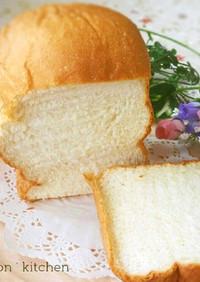 シンプル♡離乳食にも使える食パン
