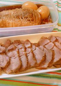 最高に柔らかな煮豚♪