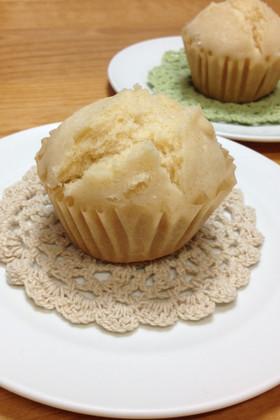 お子さまおやつ*米粉きな粉蒸しパン