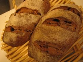 パン・オ・ヴァン(赤ワインのパン)