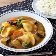 水餃子INスープカレー