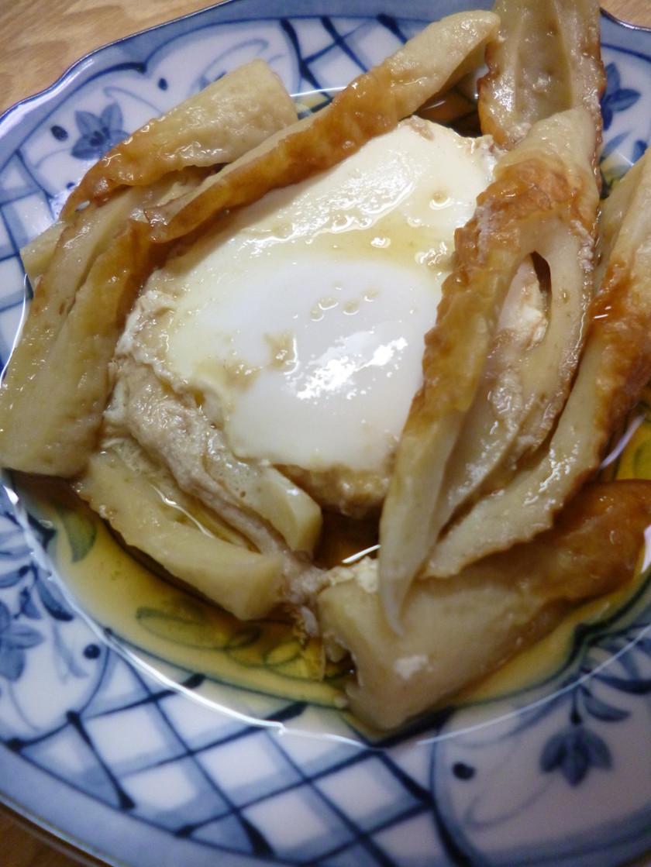 昭和のおかず・ちくわと卵の煮物