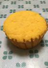 はちみつレモンのおからカップケーキ