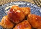 鶏団子のヘルシー甘酢あん♡お弁当にも。