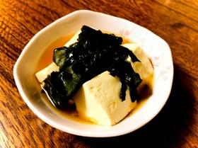 超簡単!!!レンジで湯豆腐