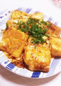 節約&ボリューム♡豆腐のエビマヨ風