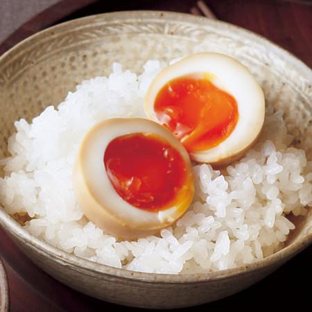半熟みそ卵
