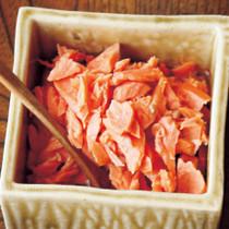 鮭の甘酢フレーク