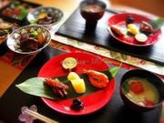 白味噌お雑煮*関西風丸餅 おせちと一緒にの写真