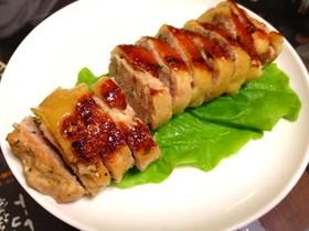 鶏肉ハム(大葉・チーズ)